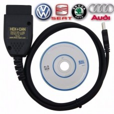 VAG 18 (HEX + CAN) WITH VCDS 18 9 SOFTWARE (DESPATCHED