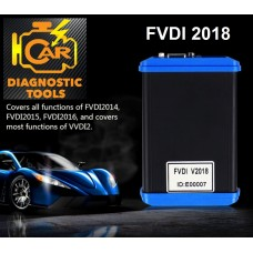 FVDI Abrites 2018 (DESPATCHED within 5-7 DAYS)