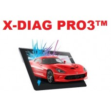 X-DIAG PRO3™ DIAGNOSTIC, KEY PROGRAMMING & ECU CODING SYSTEM (PRE-ORDER STOCK)