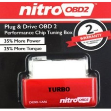 NitroOBD2 PERFORMANCE CHIP FOR TURBO DIESEL CARS