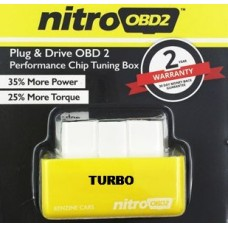 NitroOBD2 PERFORMANCE CHIP FOR TURBO PETROL CARS