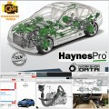 HAYNES PRO 2016 WORKSHOP DATA MANUAL (IN STOCK  + FREE STAKis 2015 Parts List Manual valued @ R 3 000.00)