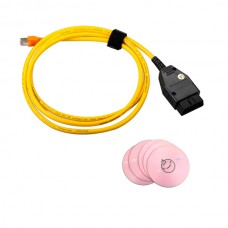 ENET Interface Cable for BMW E-SYS ICOM coding for F-Series