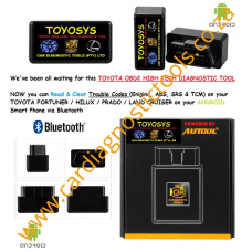 TOYOSYS OBD2 HIGH TECH DIAGNOSTIC TOOL (IN STOCK - LESS 50%)